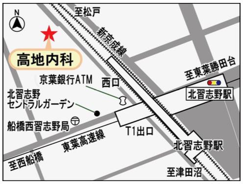 千葉県船橋市西習志野3-25-6